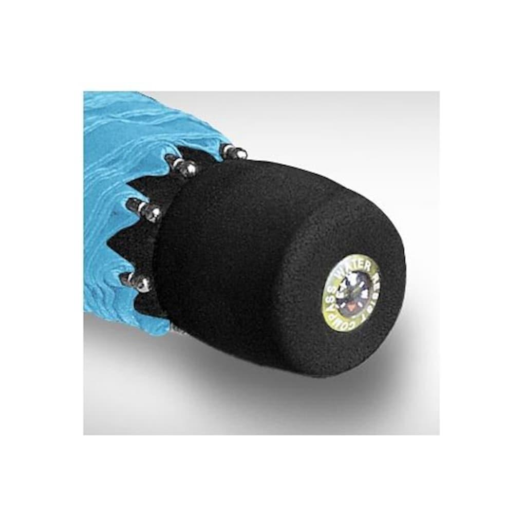 Euroschirm Taschenregenschirm »light trek automatic«, mit integriertem Kompass, in verschiedenen Farben