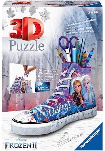 Ravensburger 3D-Puzzle »Disney Frozen II- Sneaker«, Made in Europe, FSC® - schützt Wald - weltweit kaufen