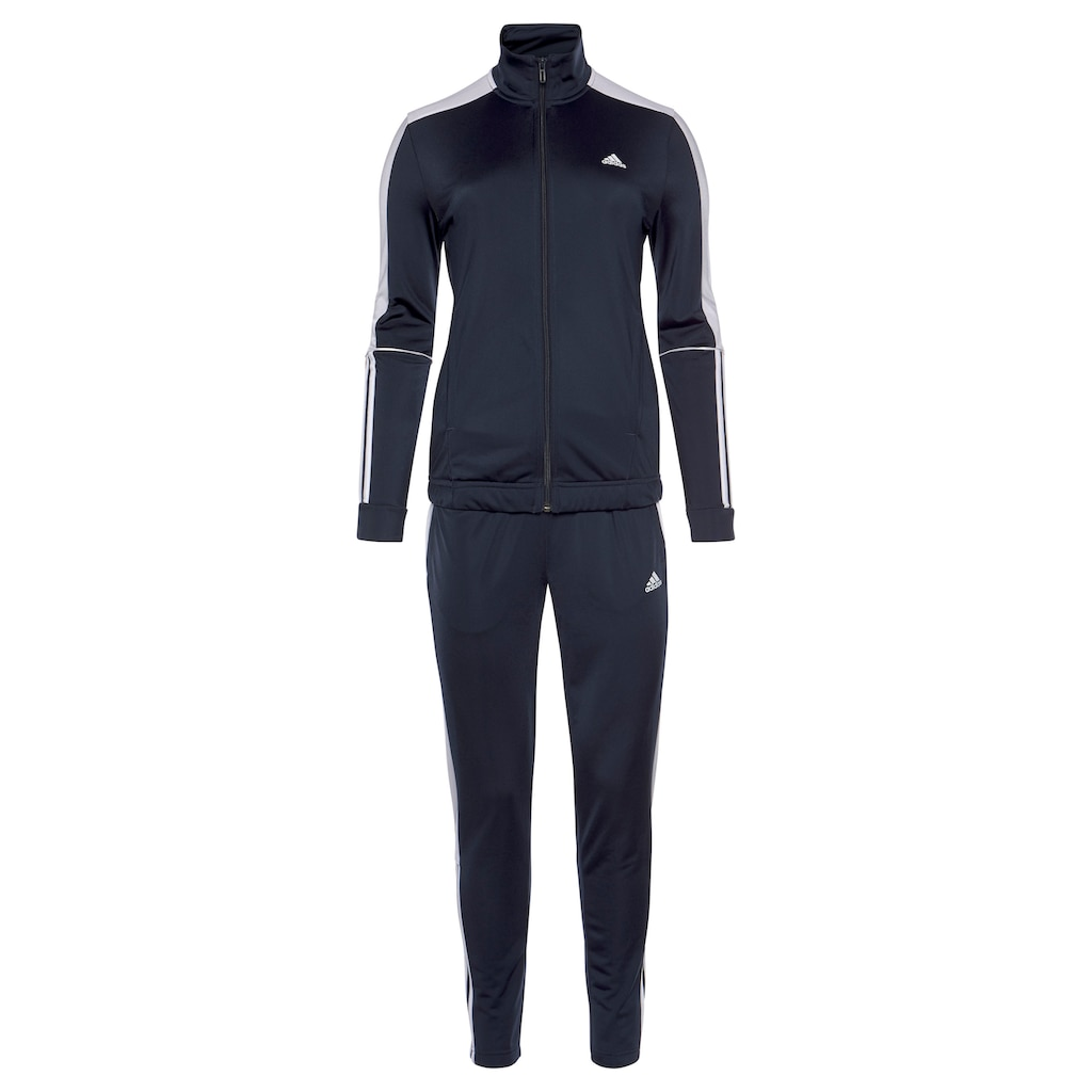 adidas Performance Trainingsanzug »OSR W PES 3 STRIPES TRACKSUIT«, (Set)