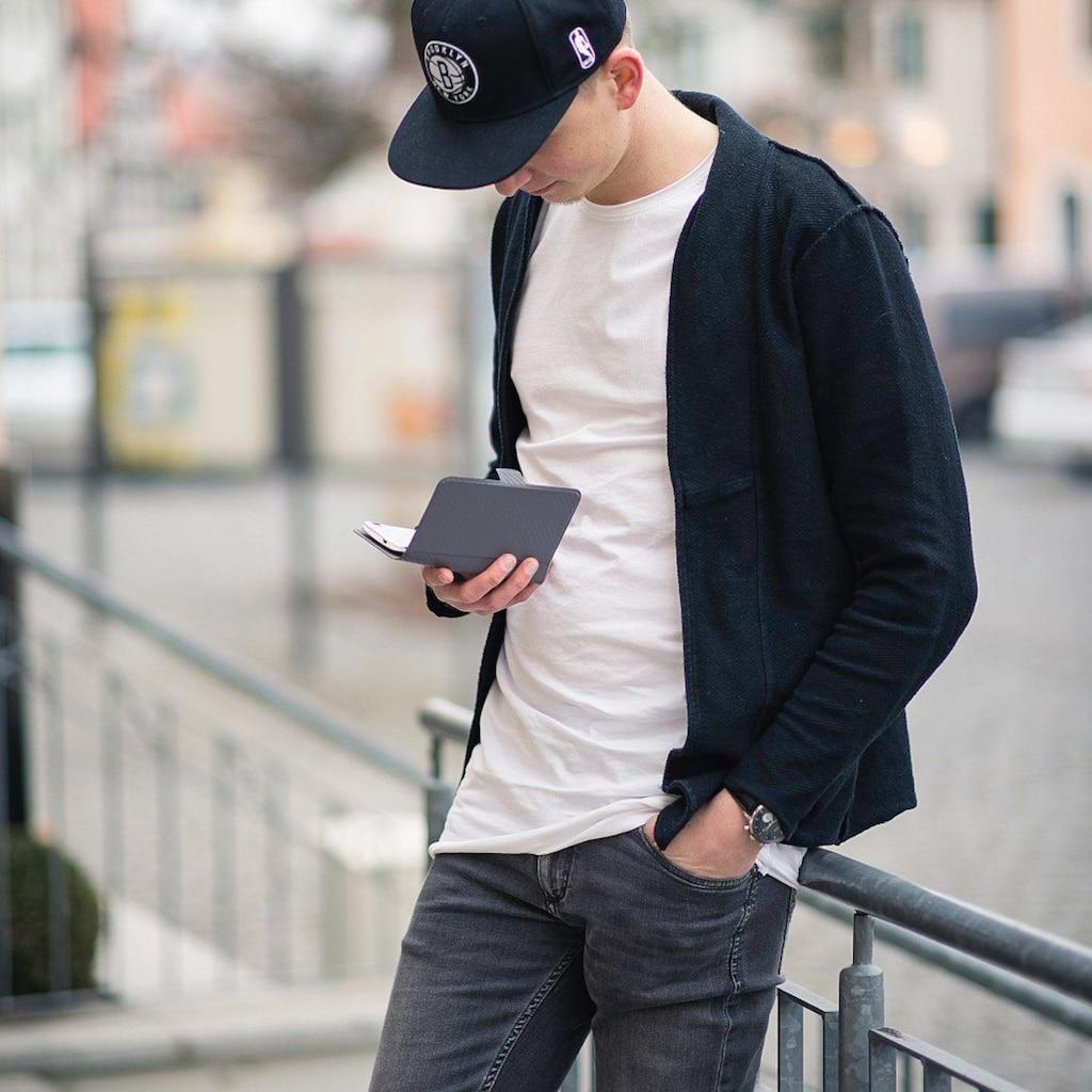 Hama Handytasche Handyhülle universal Hülle Smart Move, Grau