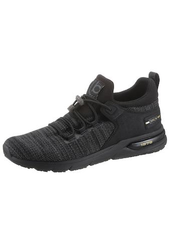 bugatti Slip-On Sneaker »NUMBIS«, mit gepolstertem Schaftrand kaufen