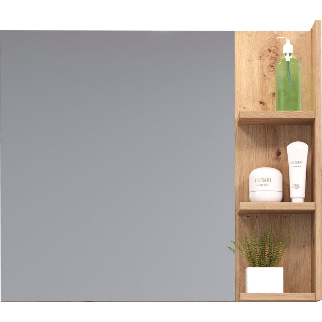 trendteam Wandspiegel »Geo«, mit Ablageflächen