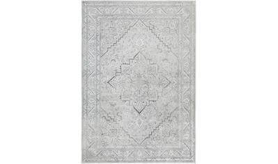 LUXOR living Teppich »Famos 7«, rechteckig, 4 mm Höhe, Kurzflor, Orient-Optik, Vintage... kaufen
