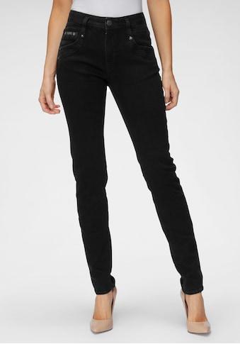 Herrlicher Slim-fit-Jeans »RADINA«, Maximale Shaping-Wirkung durch besondere Schnittform kaufen