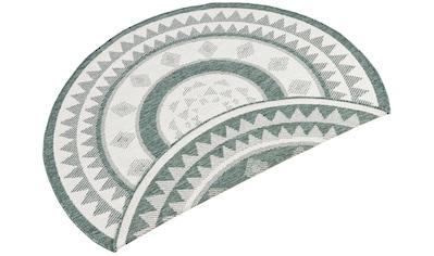 Teppich, »Jamaica«, bougari, rund, Höhe 5 mm, maschinell gewebt kaufen