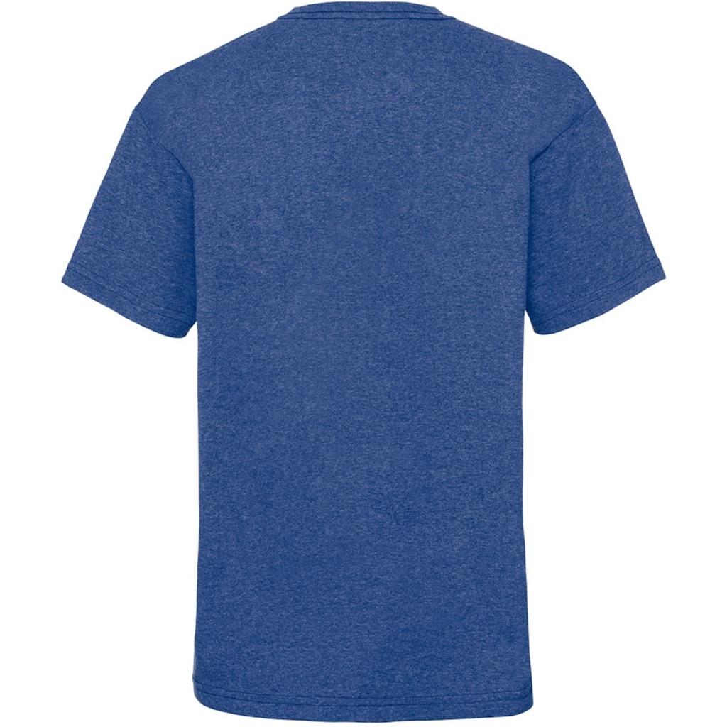 Fruit of the Loom T-Shirt »Kinder Unisex, kurzärmlig«