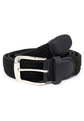 Duke Clothing Stretchgürtel »Herrengürtel Simon, Elastisch« kaufen
