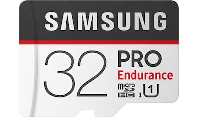 Samsung Speicherkarte »PRO Endurance microSD 32 GB«, (UHS Class 1 100 MB/s... kaufen