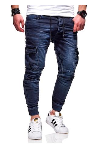 behype Slim-fit-Jeans »BILLY«, mit praktischen Taschen kaufen