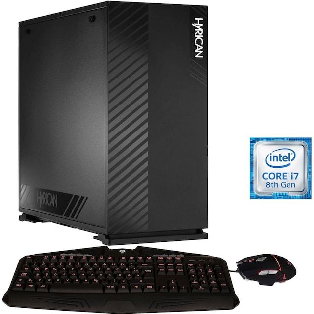 Hyrican »Alpha 6389« Gaming-PC (Intel®, Core i7, RTX 2080 Ti, Wasserkühlung)