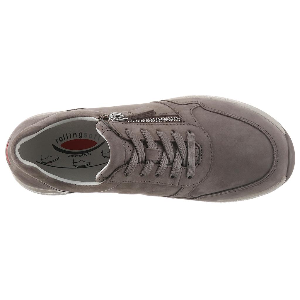 Gabor Rollingsoft Keilsneaker, mit profilierter Laufsohle