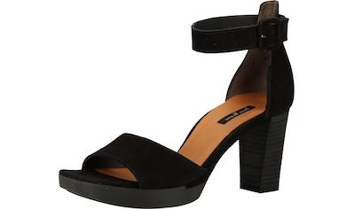 Paul Green High-Heel-Sandalette »Samt« kaufen