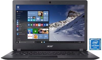 Acer Aspire 1 (A114 - 32 - C5U6) Notebook (35,56 cm / 14 Zoll, Intel,Celeron,  -  GB HDD,  -  GB SSD) kaufen