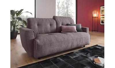 hülsta sofa 2,5-Sitzer »hs.400«, mit Rückenverstellung, Breite 176 cm kaufen