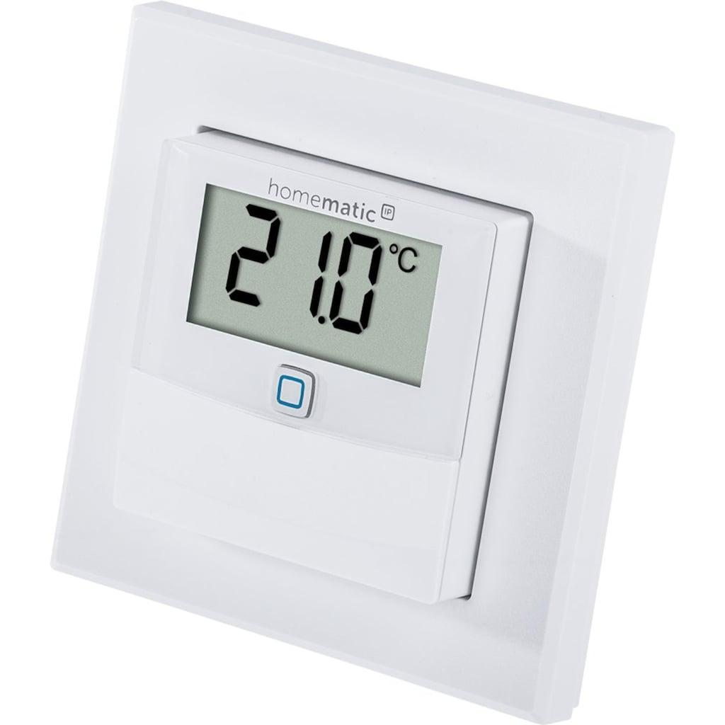 Homematic IP Smart Home »Temp.-& Luftfeuchtigkeitssensor Display (150180A0)«
