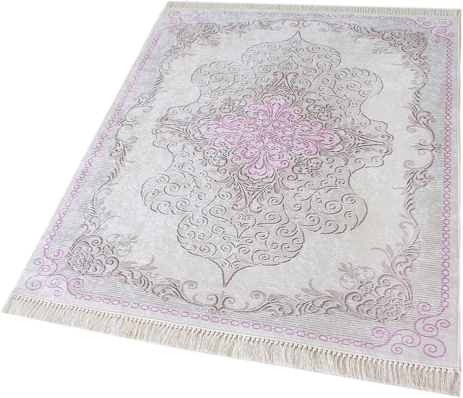 Teppich Caimas 2516 Sehrazat rechteckig Höhe 5 mm gedruckt