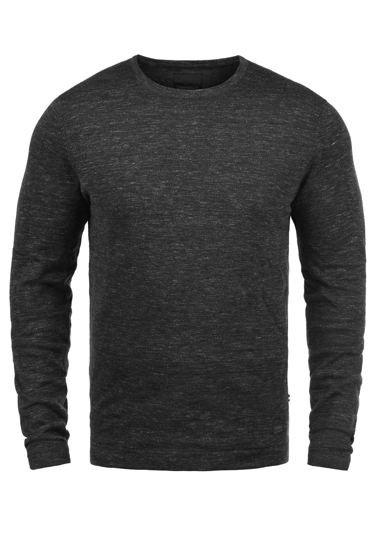 PRODUKT Rundhalspullover »Primus« | Bekleidung > Pullover > Rundhalspullover | Schwarz | PRODUKT