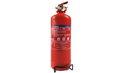 GEV Feuerlöscher »Pulverlöscher, 2 Kg«, für Haus, Auto und Camping kaufen