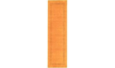 morgenland Läufer »LORIBAFT NOVA«, rechteckig, 15 mm Höhe, Schurwolle Luxus Bordüre,... kaufen