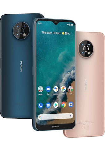 """Nokia Smartphone »G50«, (17,32 cm/6,82 """", 128 GB Speicherplatz, 48 MP Kamera) kaufen"""