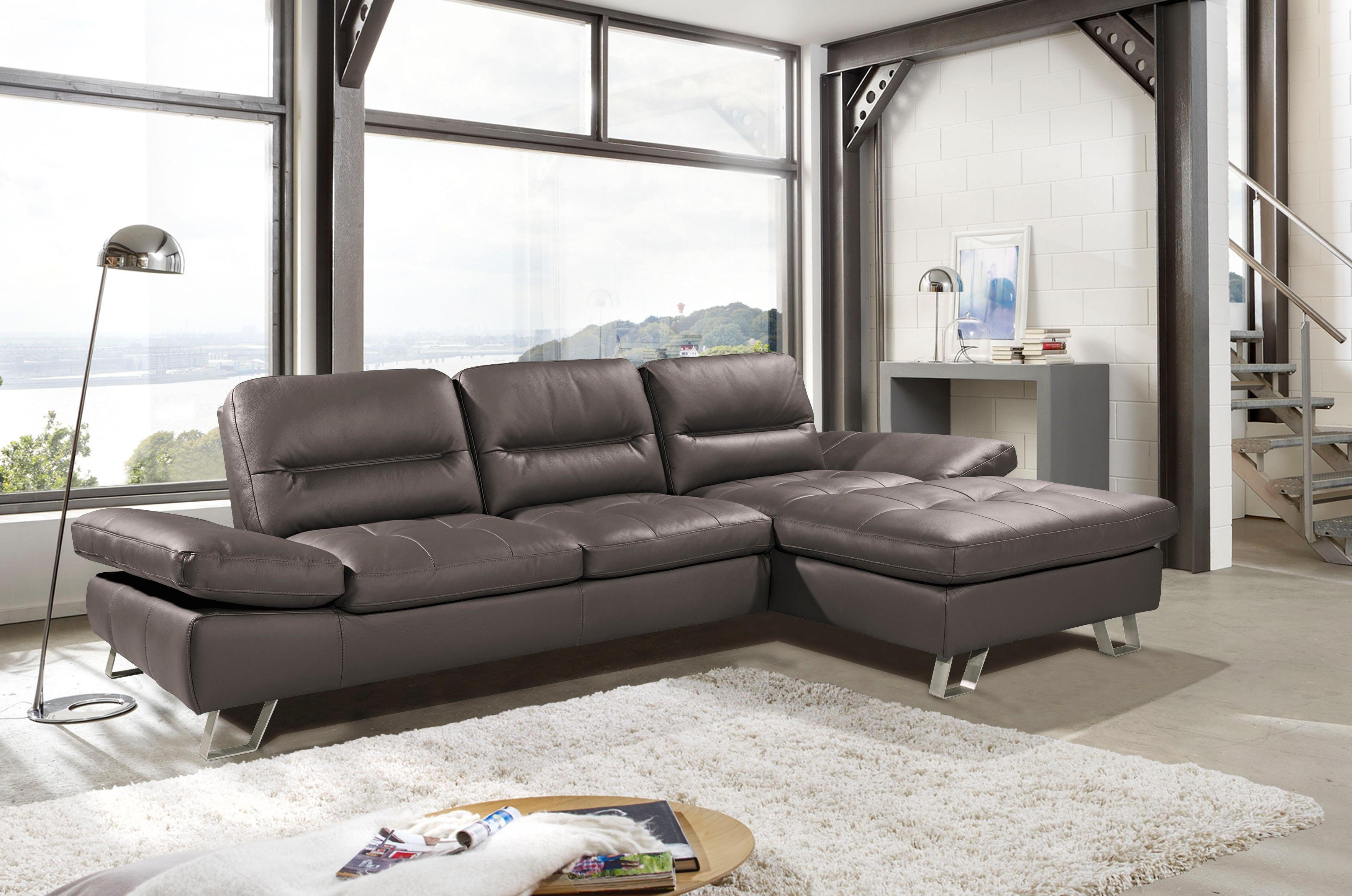 PLACES OF STYLE Ecksofa Garvin