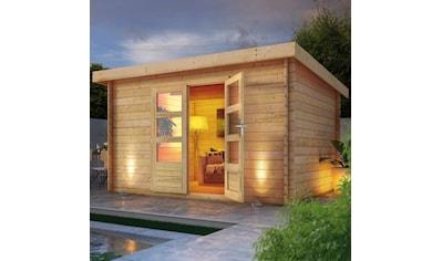 WOODFeeling Gartenhaus »Bastrup 7« kaufen