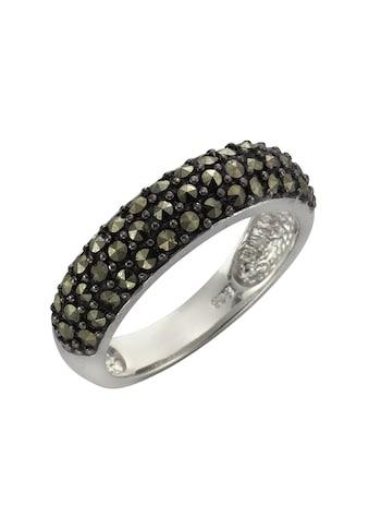 Zeeme Ring »925/ -  Sterling Silber Markasit« kaufen