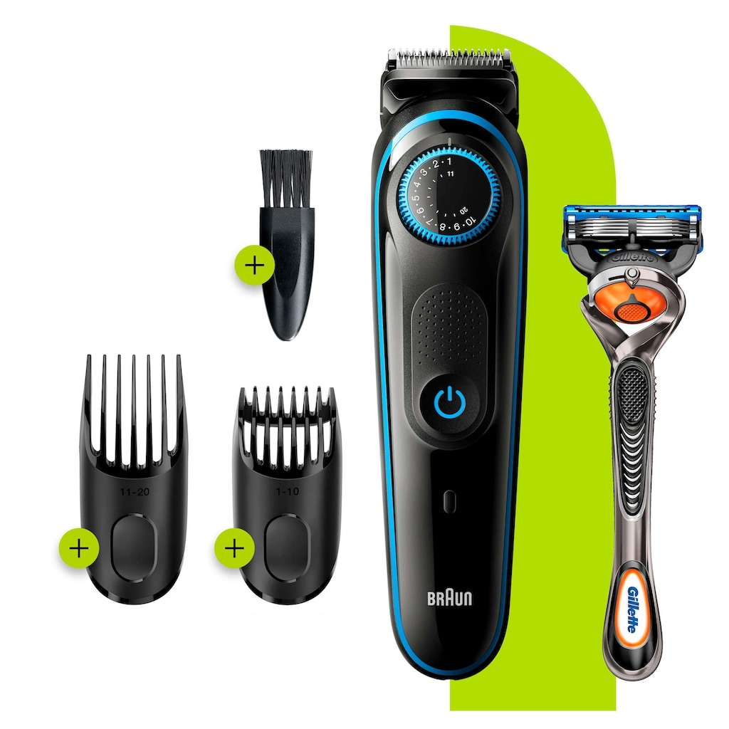 Braun Haar- und Bartschneider »Barttrimmer BT5240«