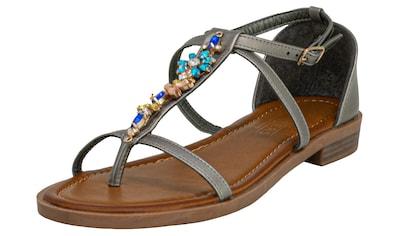 Fitters Footwear Sandale »MONA«, mit schöner Verzierung kaufen