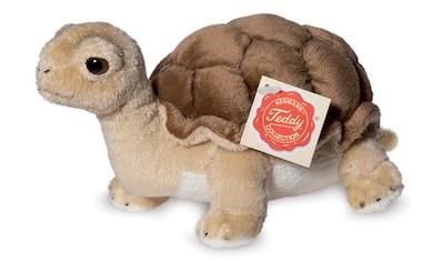 Teddy Hermann® Kuscheltier »Schildkröte, 20 cm« kaufen