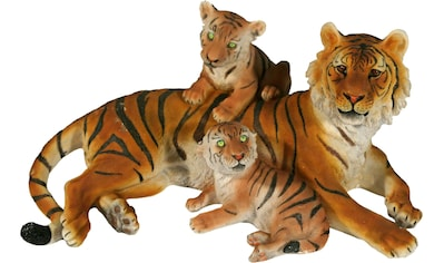 Casa Collection by Jänig Tierfigur »Tiger mit Jungend liegend« kaufen