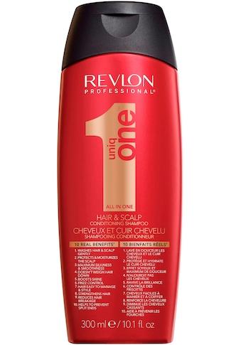 REVLON PROFESSIONAL Haarshampoo »Uniq One All in One Hair & Scalp Conditioning... kaufen