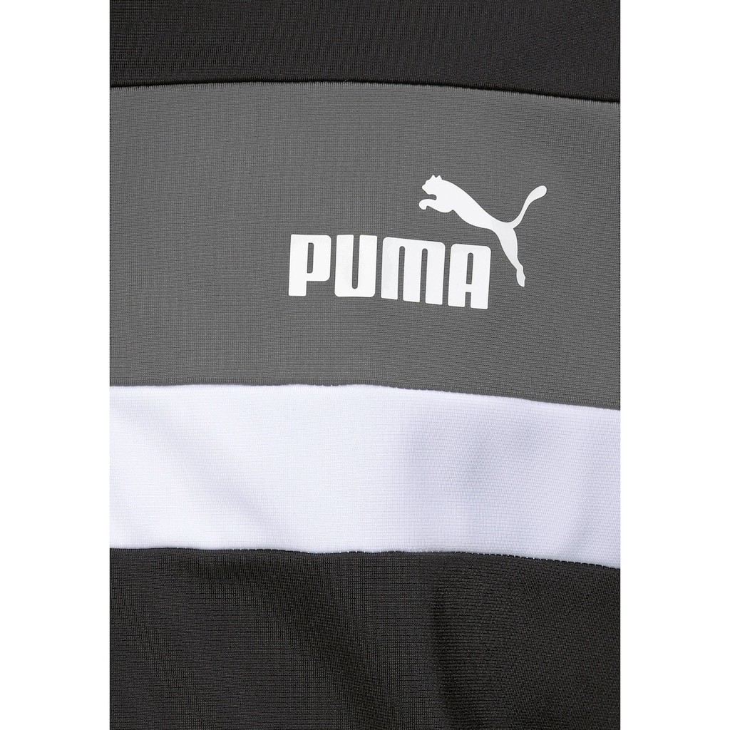 PUMA Trainingsanzug »CB Retro Tracksuit cl«, (Set, 2 tlg.)