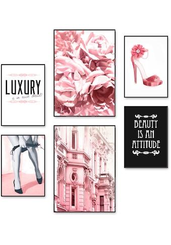 Artland Poster »Lebensstil Beauty« kaufen