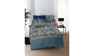 Kaeppel Bettwäsche »Tika«, mit Blättern kaufen