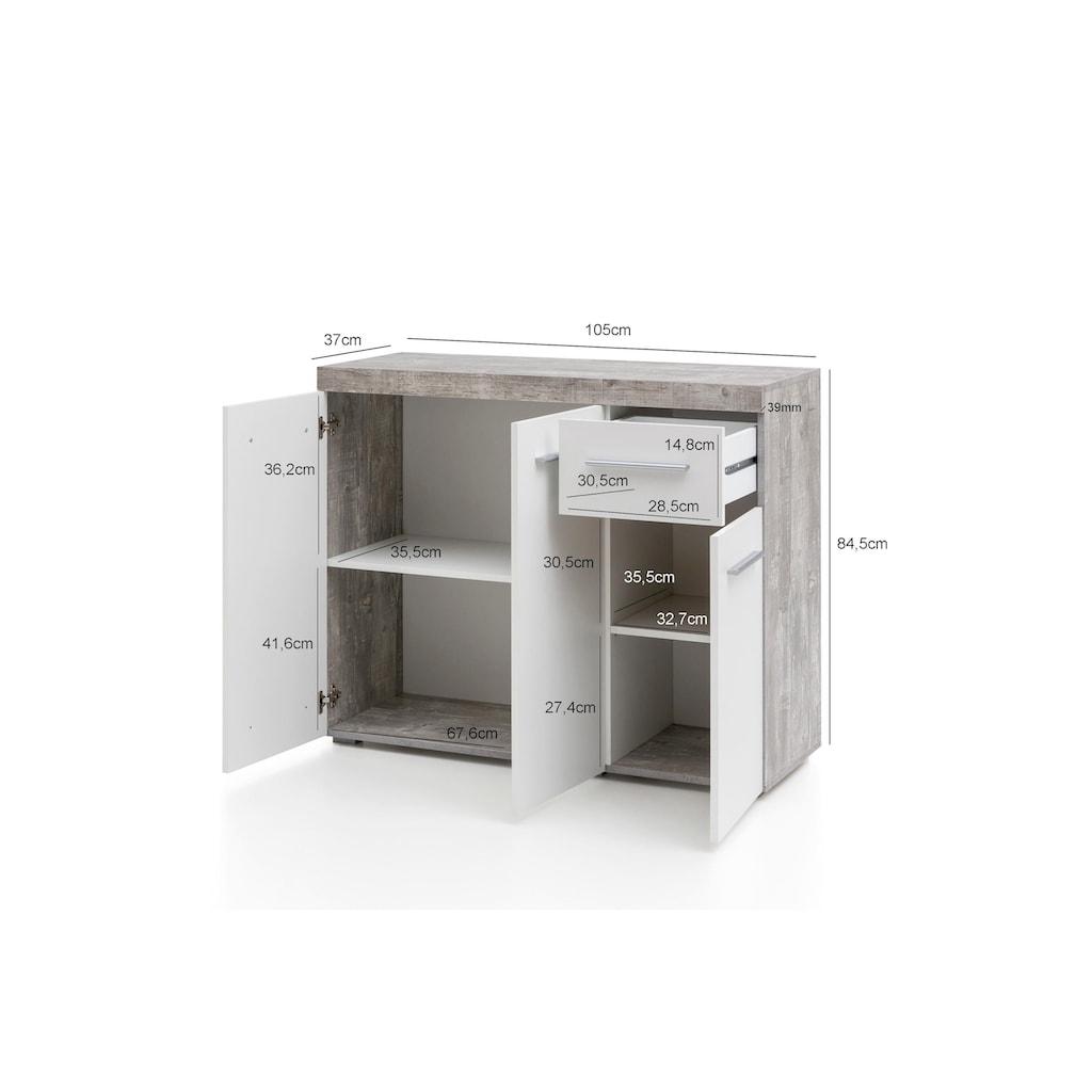 Wilmes Kommode »Slesi«, Breite 105 cm