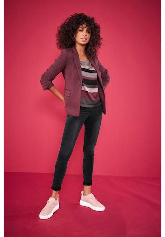 Laura Scott Blusenshirt, in modischem Streifen-Design - NEUE FARBEN kaufen