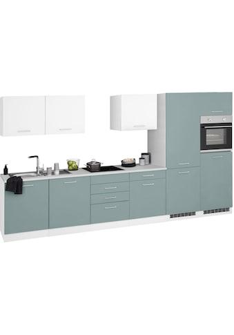 HELD MÖBEL Küchenzeile »Visby«, ohne E-Geräte, Breite 360 cm kaufen
