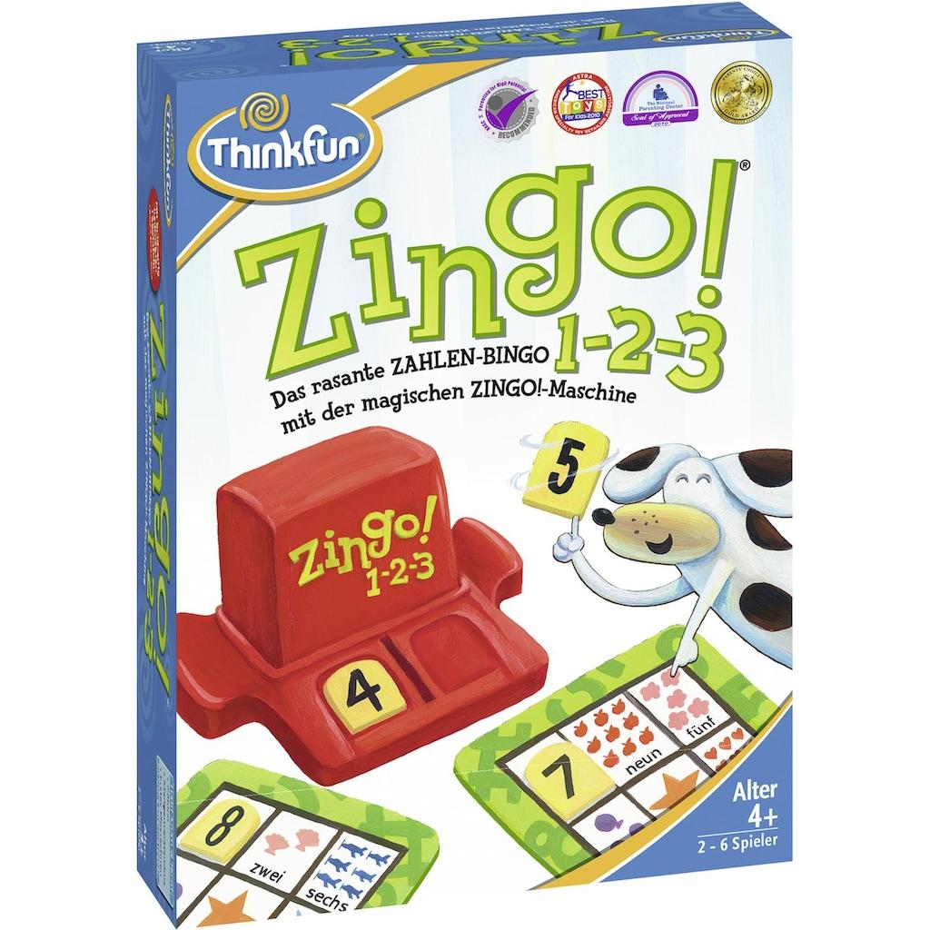 Thinkfun® Spiel »Zingo® 1-2-3«