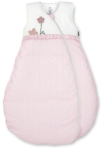 Sterntaler® Babyschlafsack »Funktion Emmi girl«, (1 tlg.), 2 Wege-Reißverschluss,... kaufen