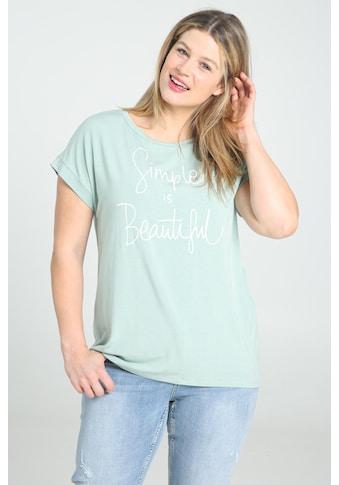 Paprika T-Shirt »Kurze Ärmel« kaufen