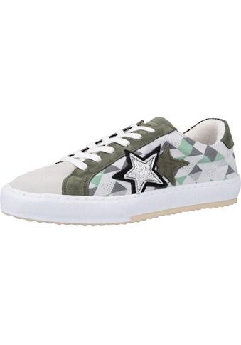 MUSTANG Sneaker »Leder« kaufen