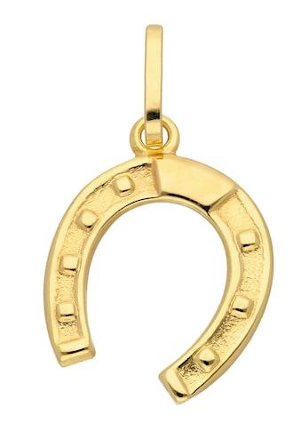 Adelia´s Kettenanhänger »333 Gold Anhänger Hufeisen«, Goldschmuck für Damen kaufen
