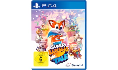 PQube Spiel »New Super Luckys Tale«, PlayStation 4 kaufen