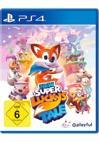 PQube Spiel »New Super Luckys Tale«, PlayStation 4 kaufen