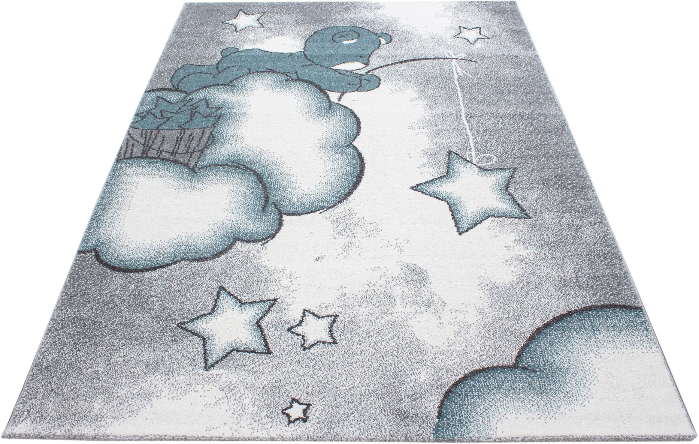 Kinderteppich Kids 580 Ayyildiz rechteckig Höhe 12 mm maschinell gewebt