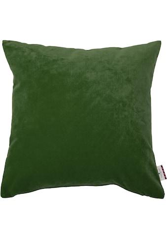 Kissenhülle, »Velvet Linen Pad«, TOM TAILOR kaufen