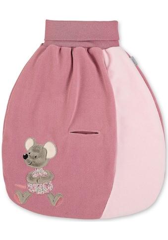 Sterntaler® Fußsack »Mabel«, aus Microfleece kaufen