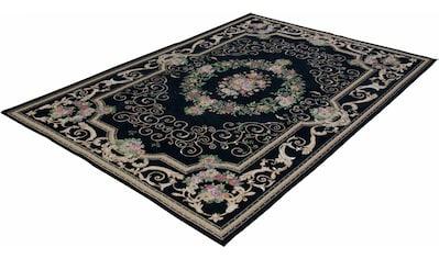 THEKO Teppich »Flomi Florentina«, rechteckig, 5 mm Höhe, Flachgewebe, Orient-Optik,... kaufen