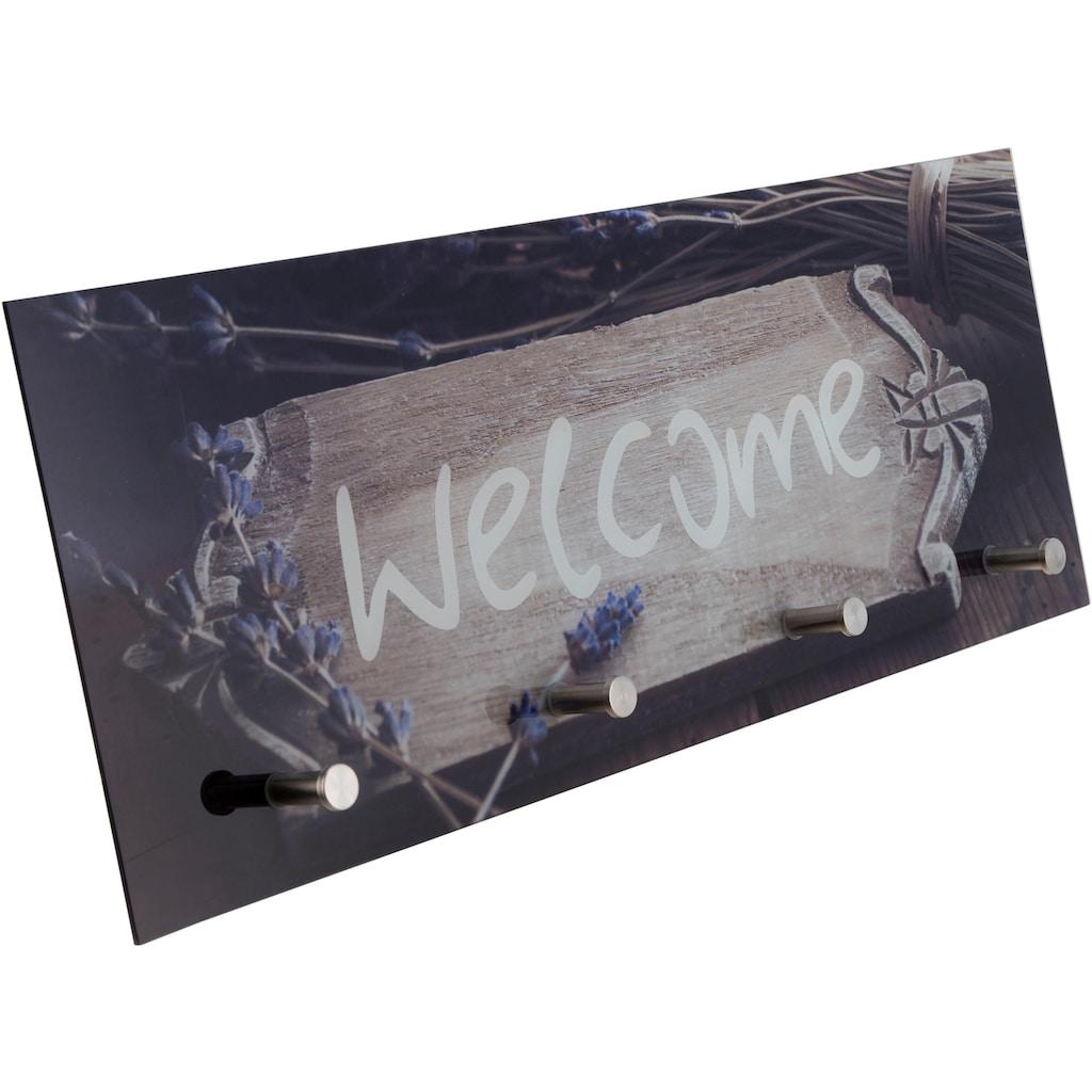 Spiegelprofi GmbH Garderobe »Welcome«